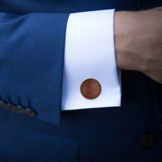 Копчета за ръкавели / Бутонели